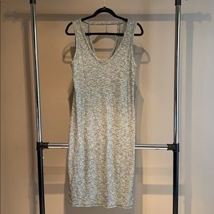 NWT - Mossimo Ribbed Midi Dress - XXL